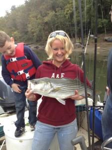 SML Striper Fishing Charters Smith Mountain Lake VA   Cats N' Stripers   540-580-3487
